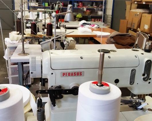 KODEV est spécialisé dans la fabrication de linge en éponge bouclette extensible