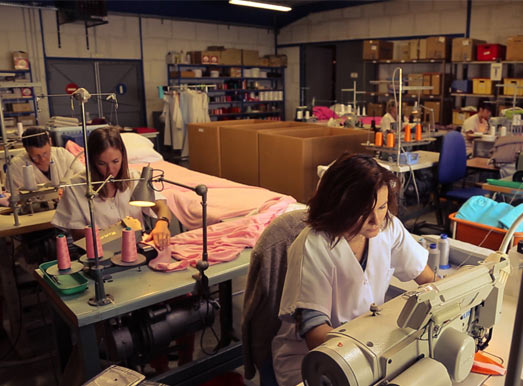 Atelier fabricant français