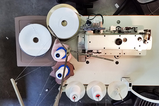 Machine à coudre kodev